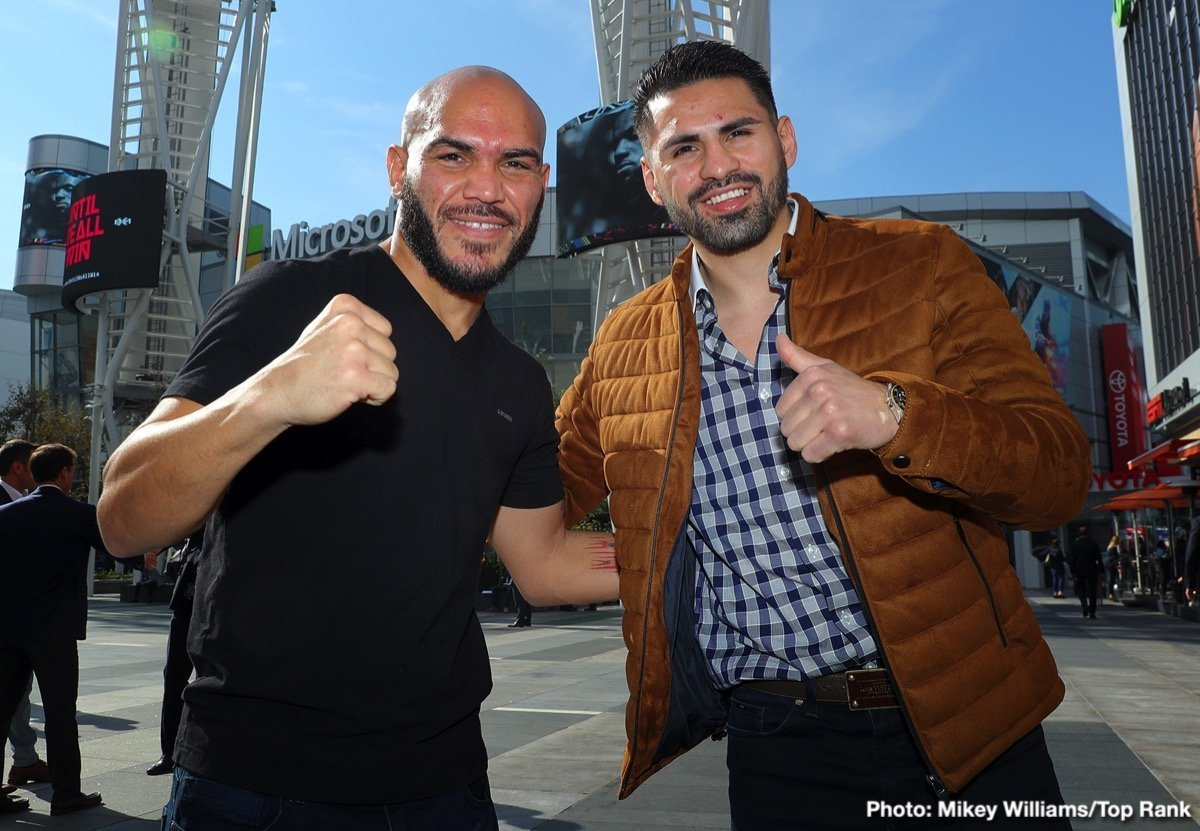 Ramirez vs Zepeda - February 10 - Fresno, Calif. @ Save Mart Center in Fresno, Calif | Fresno | California | United States