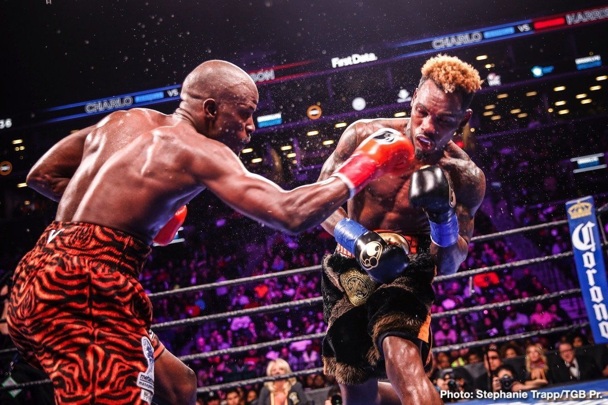 Harrison vs. Jermell Charlo –  June 23 –  PBC on Fox
