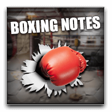 Boxing Notes