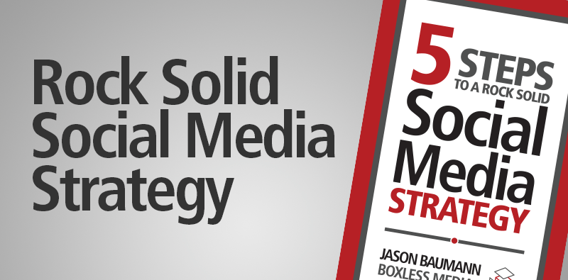 Rock Solid Social Media Strategy