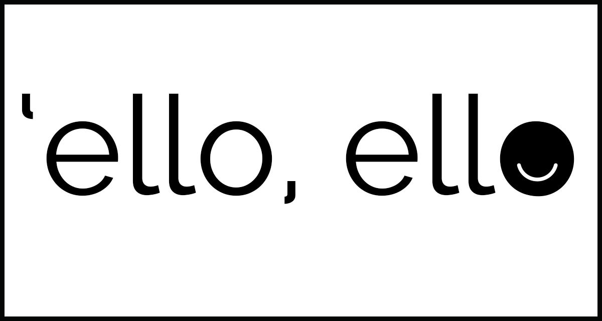 ello ello - what is ello