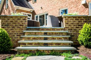 terrace patio & stairs design ideas