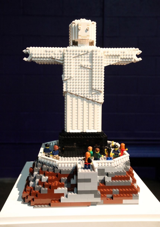 Lego Brick City Sugar Loaf Mountain Brazil BoxMash