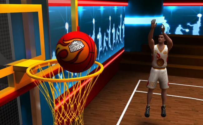 Ios App Of The Day Baksetball Kings Boxmash