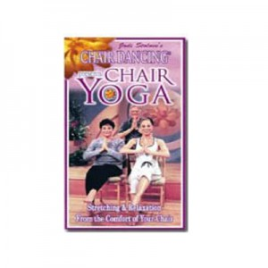 DVD  Chair Dancing Chair Yoga  Box n Dice