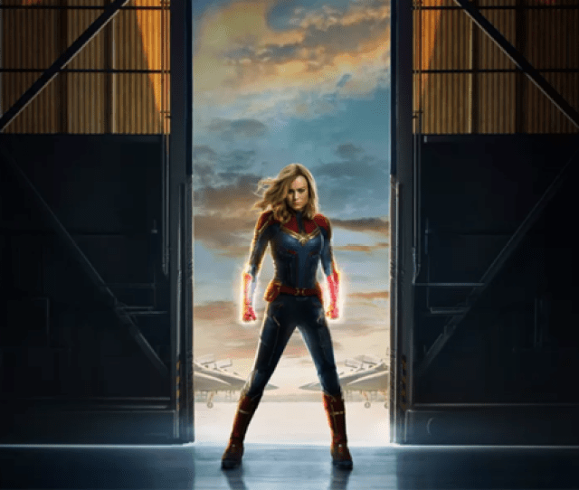 Long Range Tracking Captain Marvel Soars In Early Trends Could Reach 140m March Debut