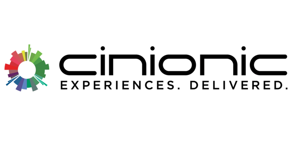 Cinionic Returns to CinemaCon with Cinema Experiences for