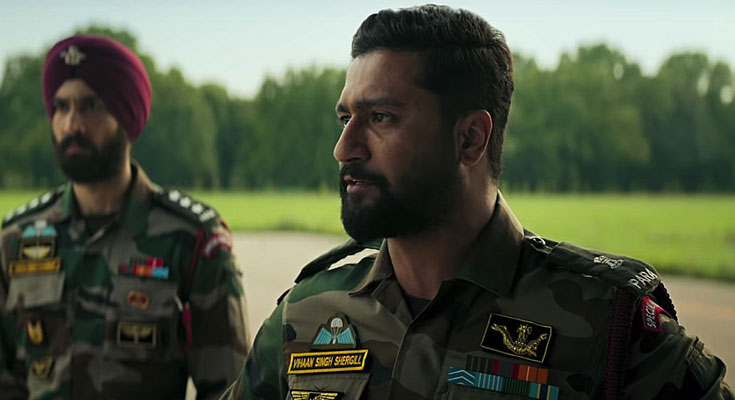 Uri: The Surgical Strike Box Office Collection Day 3: Vicky Kaushal's Military Drama Show Good Growth at Box Office