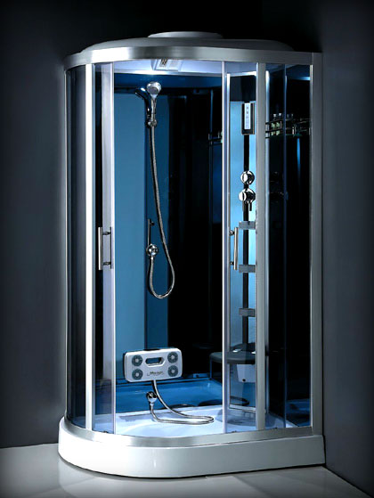 Cabina doccia multifunzione mod Sirmione  Offerte Box
