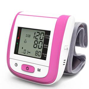 BPW1: Wrist Blood Pressure Monitor
