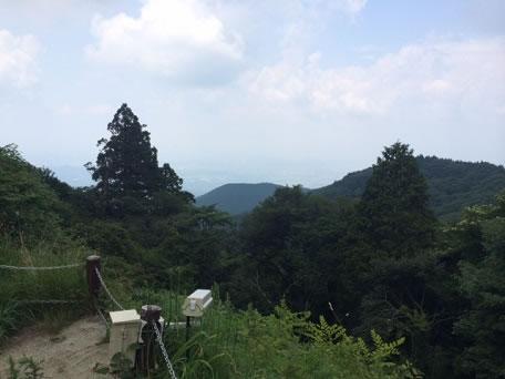 金剛山頂02