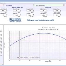 空気銃猟で重要なゼロイン測定できる無料ソフト「Hawke ChairGun Pro」