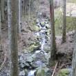 猟場の渓流
