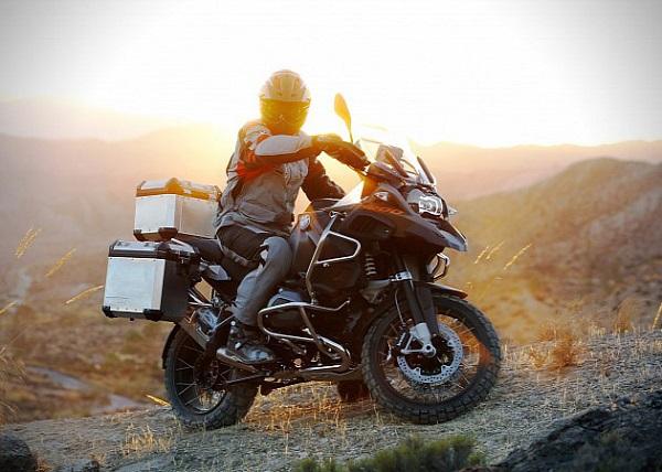 アドベンチャーバイク