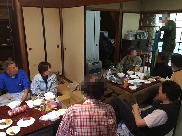 猟師座談会