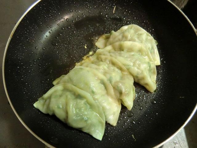 いのしし餃子レシピ