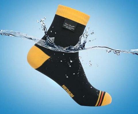デックスシェル防水靴下