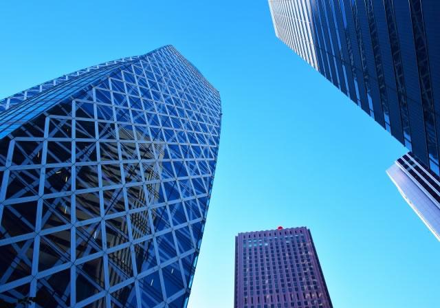 現代ビル建築