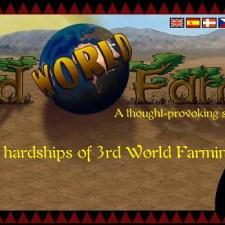 途上国の過酷な農業をシミュレート。無料ゲーム「3rd World Farmer」