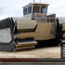 狩猟車には無理だけど。これが世界の変態(ほめ言葉)ATVだ!