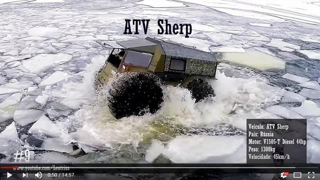 世界の変態ATV