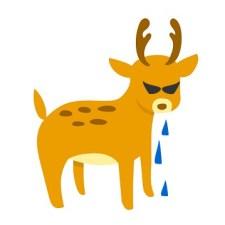 日本に来ませんように…。鹿がゾンビになる奇病「狂鹿病(CWD)」米で蔓延