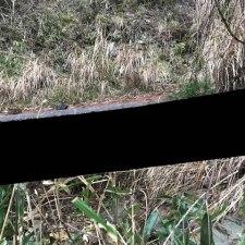 狩猟ヒヤリハットその9 その道路、危険につき。コンクリ林道の特質性