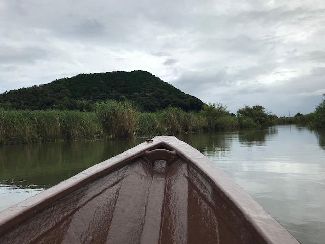 盆休みバイクの旅。クロスカブで琵琶湖を3/4周ほど回ってみた。
