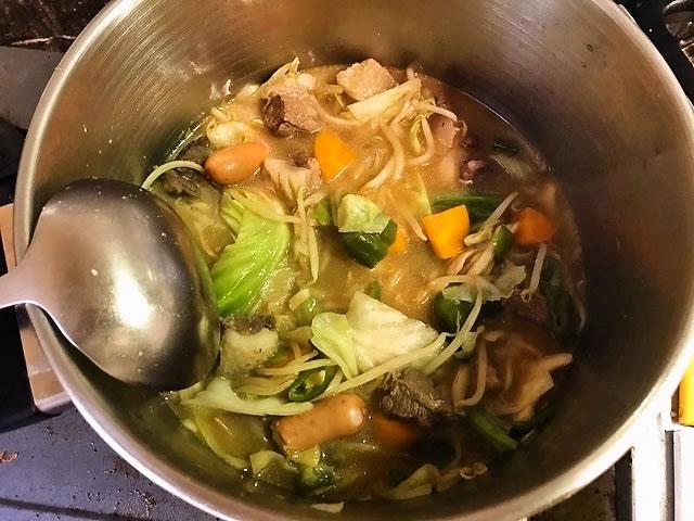 井上鍋レシピ
