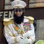Sacha Baron Cohen - The Dictator @ boyakasha.co.uk