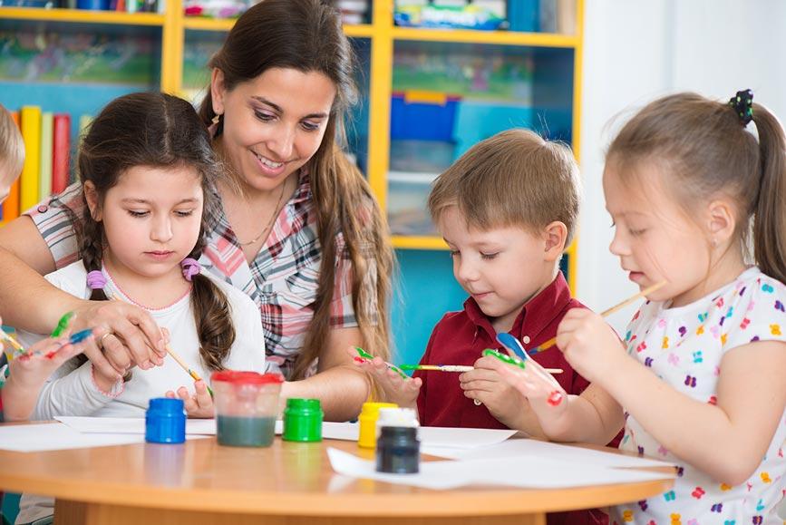 Okulda İlk Günüm Etkinlikleri