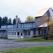 Boyd Bros Concrete Old shop