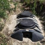 poly septic tanks