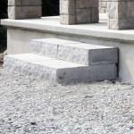 precast stone steps