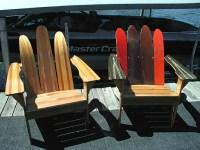 Wood Waterski Chair