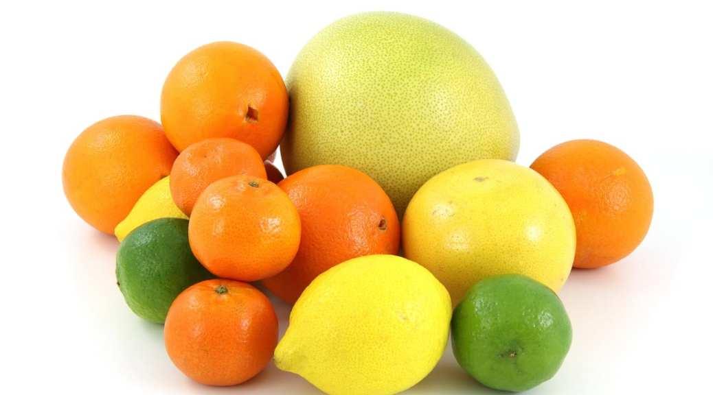 citrus varieties