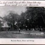 Pre- 1907 postcard of Boynton Beach New Jersey.