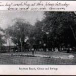 Pre- 1907 postcard of Boynton Beach New Jersey.
