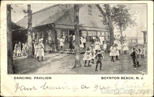 The Dancing Pavillion. Boynton Beach, New Jersey