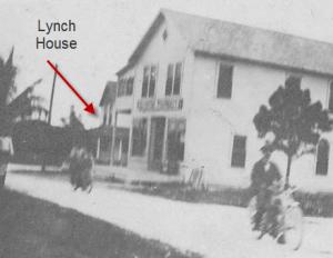 Lynch house location