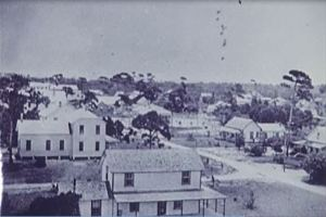 Boynton, Florida settlement, about 1910