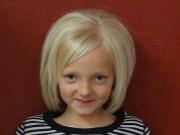 cut short style little girls