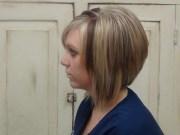 cut medium -line long hair