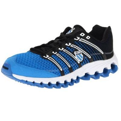 K-Swiss Mens Tubes Run 100 Running Shoe