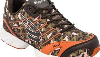 Spira Duck Dynasty Men Running Shoes