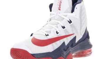 Nike Men's Air Max Audacity 2016 Basketball Shoe