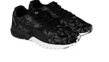 Puma Ignite Dual Camo Mens Athletic Running Shoes
