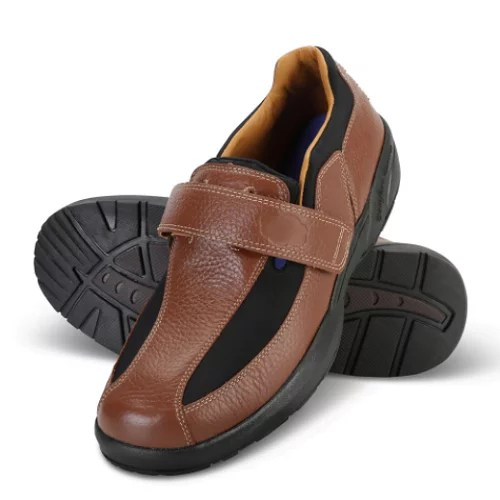 Adjustable Fit Casual Neuropathy Shoes