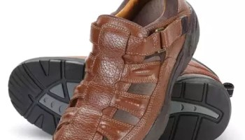 Gentlemans-Neuropathy-Sandals