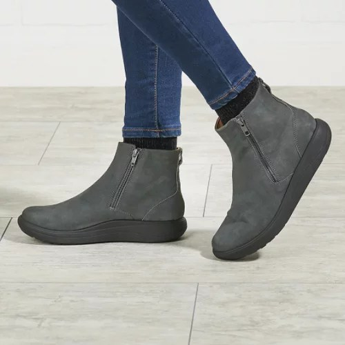 Comfort Orthotic Boots